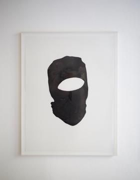 Adam Helms, Untitled Portrait, 2007