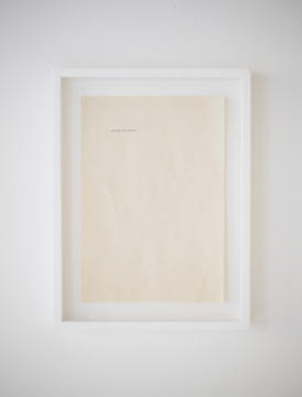 Sue Tompkins, Untitled (Reverse the system), 2010