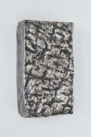Irina Lotarevich, furs, tiny grains of rock, rough bark, 2020