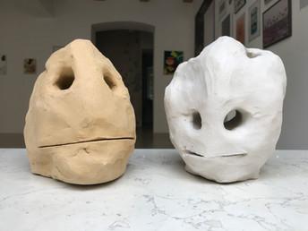 Arthur Debert & Vincent Scheers, Distant twins, 2020