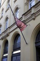 Bettina Allamoda Flagpole sculpture (working title), 2021