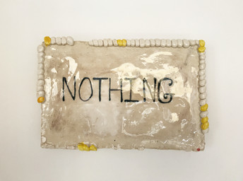 Kristina Lovaas, Nothing, 2020