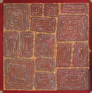 Shanna Napanangke Williams (61 x 61 cm)