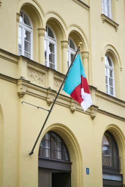 """Poul Gernes: """"Flag"""""""