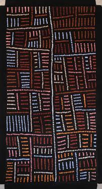 Card Nampijinpa Lany (61 x 30 cm)