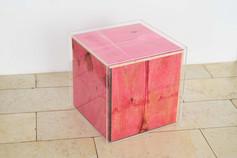 Fabian Marti Boxes for Piracanga, 2013 Plexiglas, plywood 45 x 45 x 45 cm