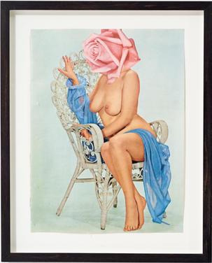 Linder The Paradis Experiments: boudoir III, 2006