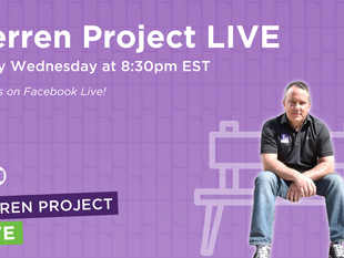 Anthony Bizzotto, President, Revive of the USA, appearing as a special guest on Herren Project Live