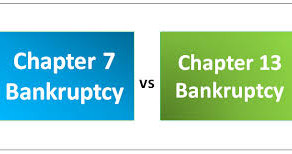 Comparing Chapter 7 and 13, which is right for you?