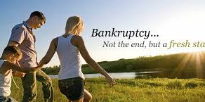 THE DOWNSIDE OF BANKRUPTCY AND GETTING A FRESH START