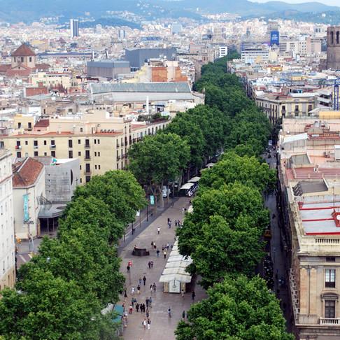 Destination - BARCELONA, SPAIN