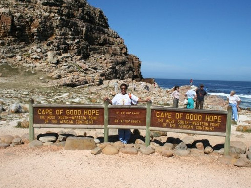 Destination - SOUTH AFRICA