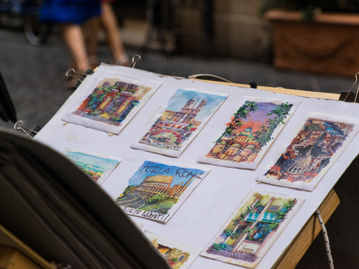 Why You Should Always Send Yourself A Postcard When Traveling