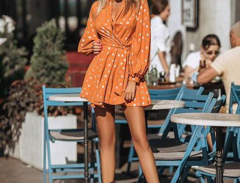 Платье Spot