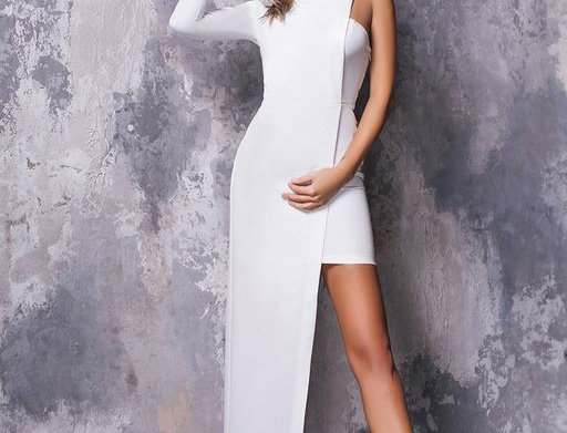 Платье Double