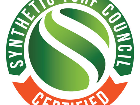 ETS Again Qualifies as a Certified Turf Installer and Builder with the Synthetic Turf Council