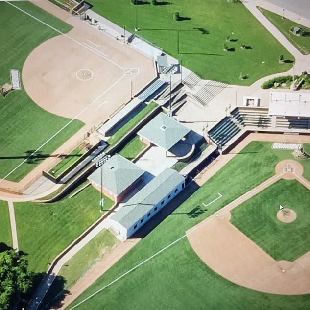 Lou Brock Sports Complex, Lindenwood Col