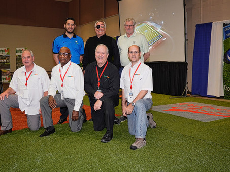 EnviroTurf Receives Warm Welcome at Texas AD Convention