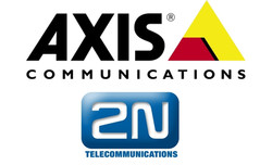 Axis Communications IPC Security Cameras Access Control Network Audio Solutions Thermal 2N