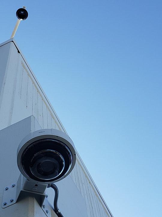 Security Cameras PTZ Panaramic 360 Multi Lens Dahua Technology CCTV