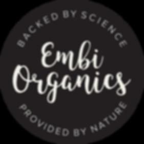 Embi Organics Logo