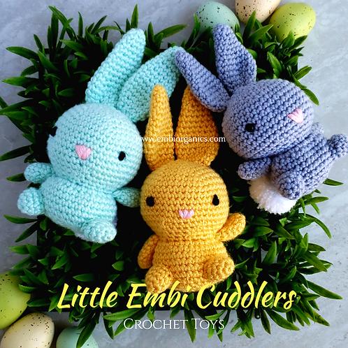 Little Embi Cuddlers -Crochet Bunny
