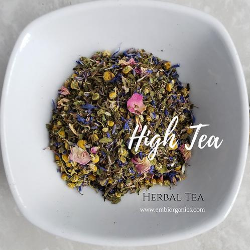 Herbal Tea: High Tea