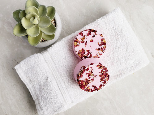Foaming Bath Bomb: Pink Champagne