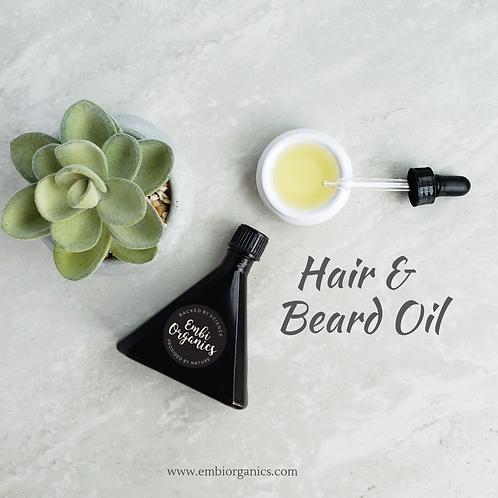 Hair & Beard Oil