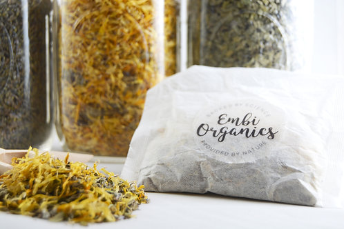 Herbal Bath Tea: Postpartum