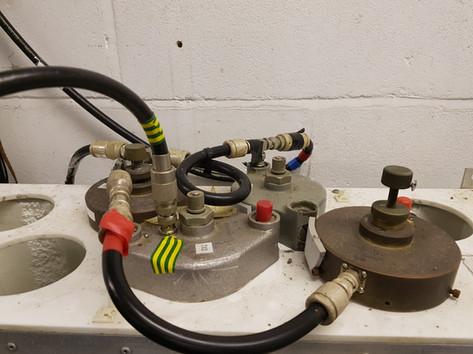 GB3WR Duplexer filtering