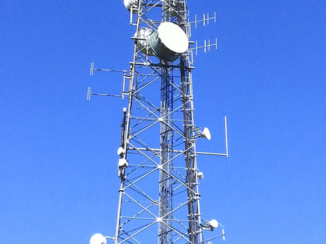 Frys Hill Mast