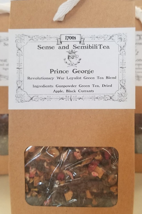 "1028 Sense & SensibiliTea ""Prince George"" Tea"