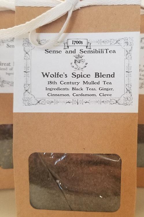 "1028 Sense & SensibiliTea ""Wolfe's Spice Blend"" Tea"