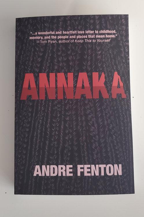 """923 """"Annaka"""" Book"""