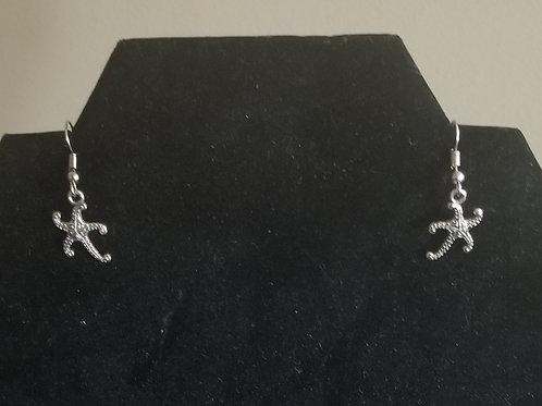 "865 ""Star of the Sea"" Earrings"