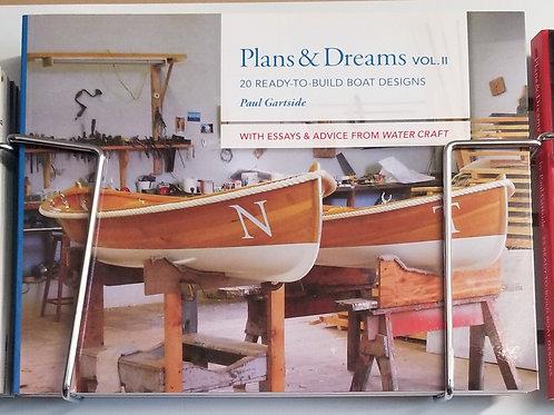 "262 ""Plans & Dreams"" Vol 2 - Boat Design Book"