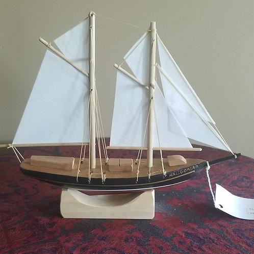 "667 ""Haligonian"" Boat Model"