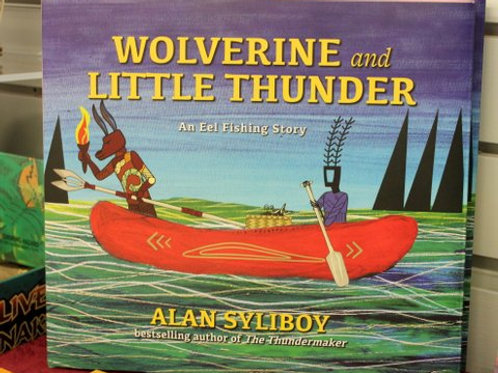 "728 ""Wolverine and Little Thunder"" Book"