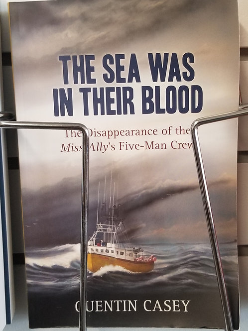 "105 ""The Sea Was In Thier Blood"" Book"