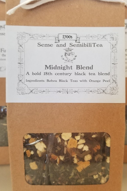 "1028 Sense & SensibiliTea ""Midnght Blend"" Tea"