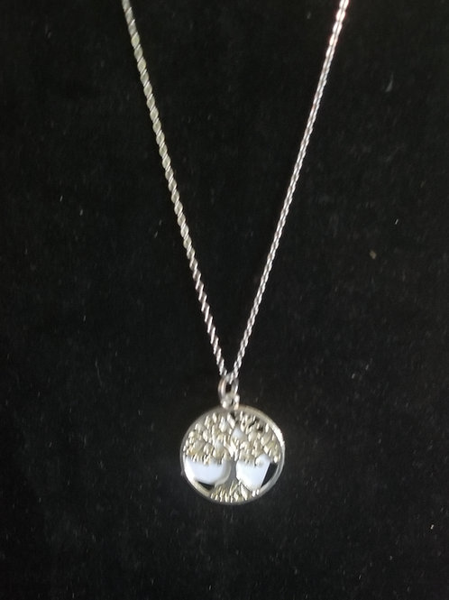 "737 ""Tree of Life"" Necklace"