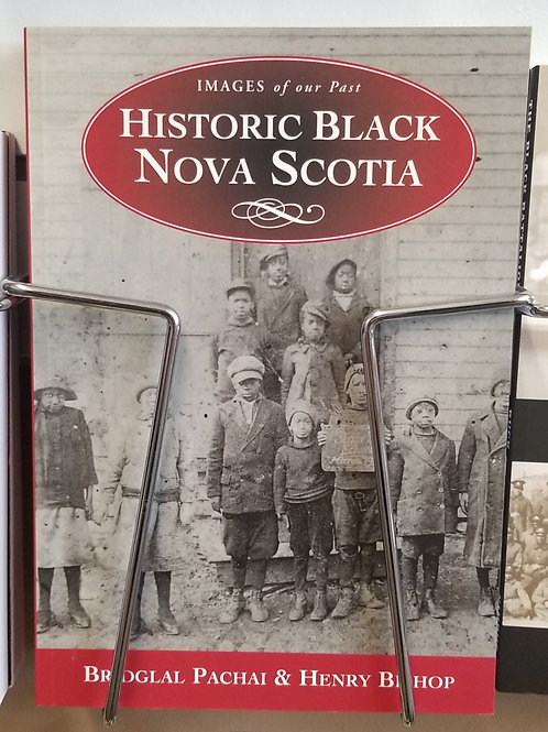 "131 ""Historic Black Nova Scotia"" Book"