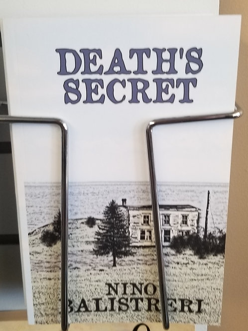 "402 ""Death's Secret"" Book"