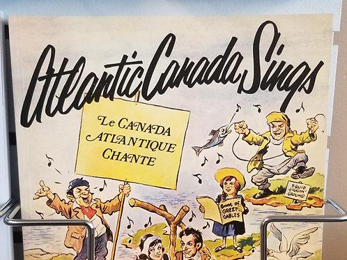 """993 """"Atlantic Canada Sings"""" Book"""
