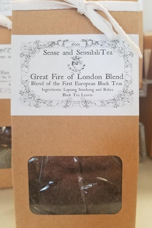 "1028 Sense & SensibiliTea ""Great Fire of London Blend"" Tea"