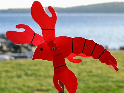 638 Lobster Whirligig