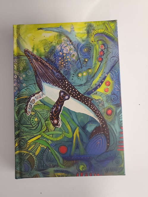 "477 ""Humpback Whale"" Journal"
