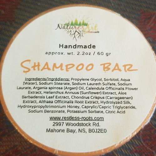 153 Shampoo Bar