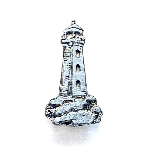 "528 ""Lighthouse"" Lapel Pin"